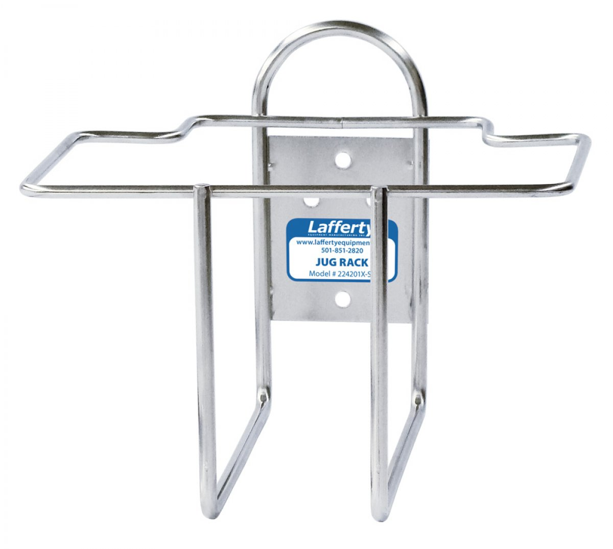 Jug Rack Ss Wire 1 Gallon Fits Round Square Amp F Style