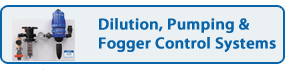 Dilution, Pumping & Fogger Control Systems