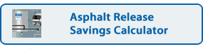 Asphalt Release Cost Savings Calculator