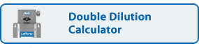 Double Dilution Calculator