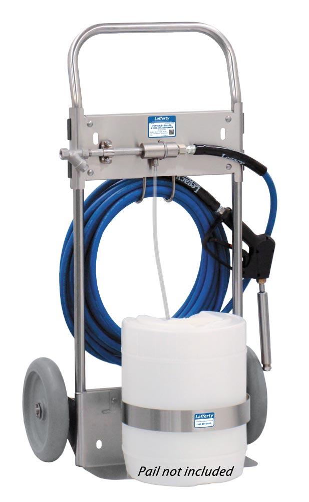 Portable 5 Gallon A 20ss Airless Foamer Lafferty