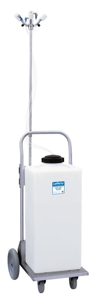 Portable 20 Gallon 455 4 Way Fogger Lafferty Equipment