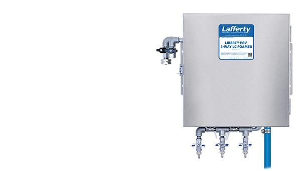 Libery PRV 3-Way LC Foamer